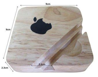 Đế đựng iPad gỗ cao su Đức Thành - 2