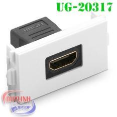 Đế HDMI âm tường chính hãng UGREEN 20317