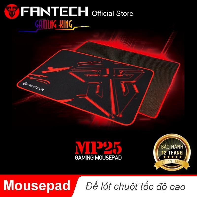 Mua Đế lót di chuột tốc độ cao – Fantech MP25 Tại FANTECH Official Store