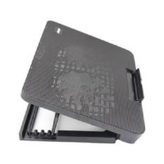 Đế tản nhiệt 2 quạt, đế nâng N99 (đen)