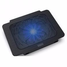 Đế tản nhiệt laptop COOLCOLD K16 (Đen)