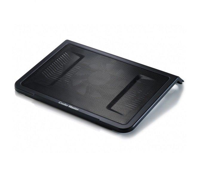 Đế tản nhiệt notebook COOLER MASTER NotepalL1 (Đen)