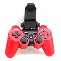 Chuyên dụng Chơi Game Giá Đỡ Kẹp Điện Thoại Di Động Thông Minh Điện Thoại Ốp Cho PS3 Bộ Điều Khiển Chơi Game-quốc tế