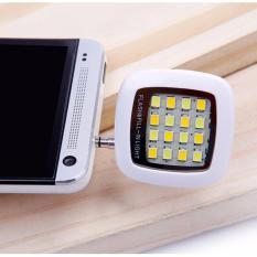 Đèn flash 16 bóng led hỗ trợ chụp hình cho điện thoại