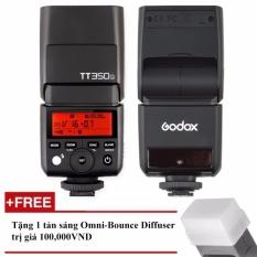 Đèn Flash Godox TT350F Cho Fujifilm, GN36, Auto TTL, Hss 1/8000s