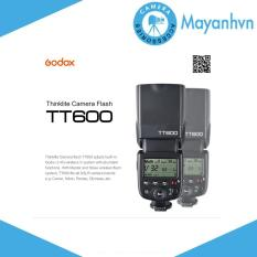 Đèn Flash Godox TT600 cho Canon, Nikon, Pentax – GN60 – HSS 1/8000s Remote 2.4GHz