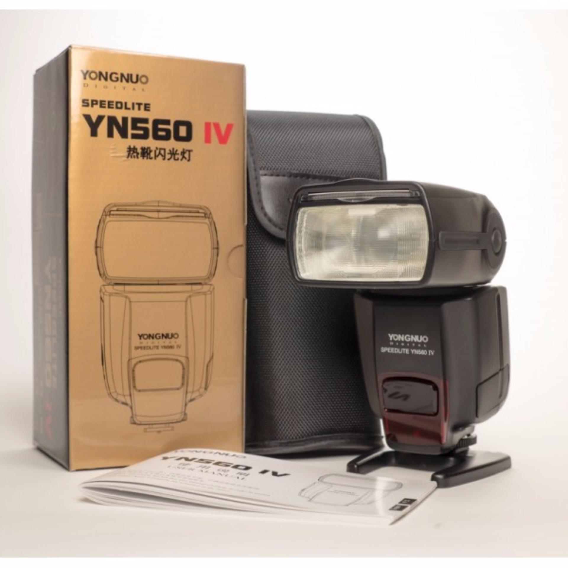 Đèn Flash Speedlight Yongnuo YN560-IV (Đen)