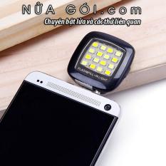 Đèn LED 16 bóng chụp hình bằng điện thoại kute F58