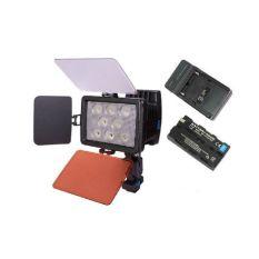 Đèn led chiếu sáng DV LED-5080 (Đen)