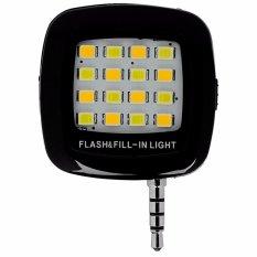 Đèn led chụp ảnh cho smartphone iPhone, samsung 16 bóng