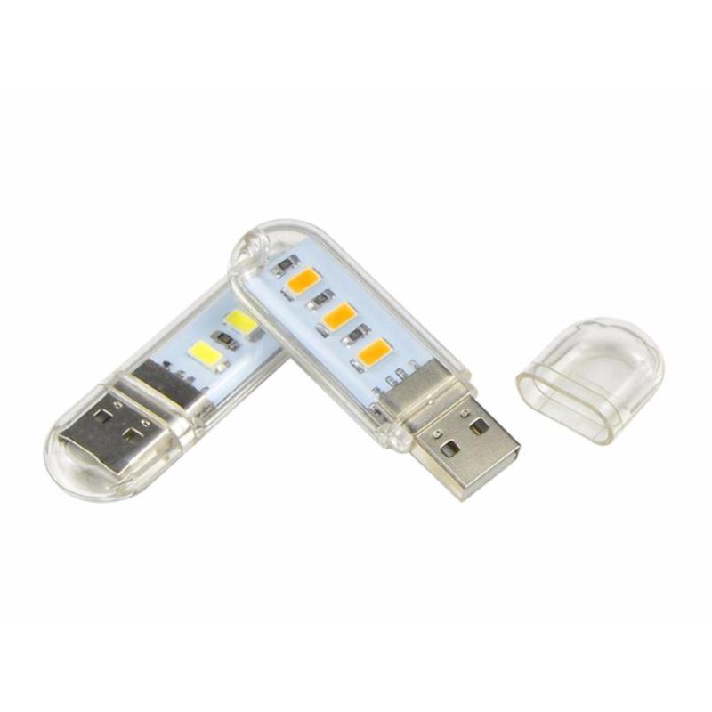 Bảng giá Đèn LED dùng cổng USB cho máy tính, laptop (Vàng) Phong Vũ