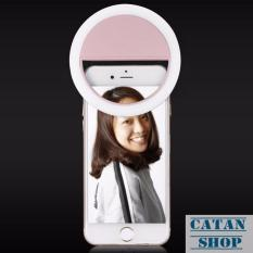 Bảng Giá RK-12 Rechargeable Selfie Ring Light Smartphone Camera LED FlashSpotlight SLED-RK12 Tại SO EASY