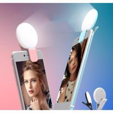 Đèn Led tròn kẹp điện thoại hỗ trợ chụp selfie cực đẹp