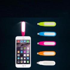 Giá Niêm Yết Đèn Led Tự Sướng cho Iphone, Ipab (nhiều màu)