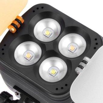 Đèn LED ZIFON ZF-3000 dùng cho tất cả máy quay phim
