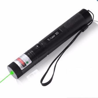 Đèn pin Laser SDLaser Thuyết trình 303 Tia sáng xanh Siêu sáng