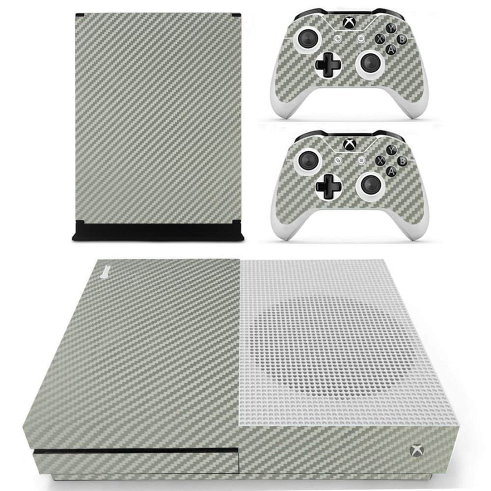 Địa Chỉ Bán Designer Skin for XBOX ONE S Gaming Console+2 Controller Sticker Decal – intl