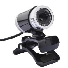 Webcam máy tính để bàn USB 12MP HD Webcam máy tính cho PC Laptop (Đen)