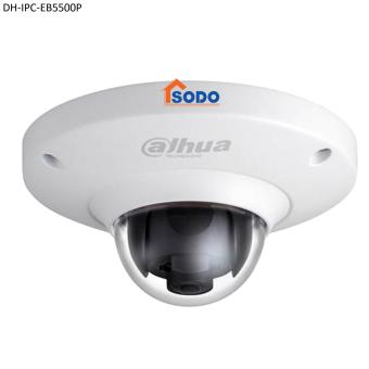 DH-IPC-EB5500P: CAMERA IP 5MP - QUAN SÁT GÓC RỘNG - PANORAMIC FISHEYE