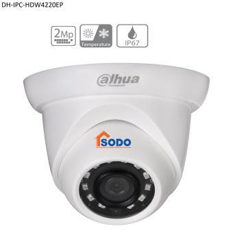 DH-IPC-HDW4220EP: CAMERA IP 2MP 1080P QUAN SÁT NGÀY ĐÊM - CÔNG NGHỆ IVS ECO SAVVY - HỒNG NGOẠI 30m - H.264