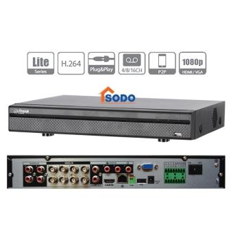 DHI-XVR4108HE: ĐẦU GHI CAMERA CHUYÊN NGHIỆP HDCVI 5 IN 1 (1080N) - 8 AUDIO IN