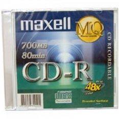 Đĩa CD MAXELL LỐC 10D/HR