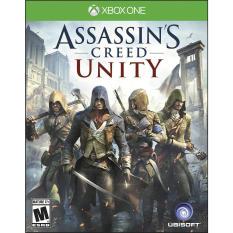 Đĩa game Assassins Creed: Unity dành cho Xbox One – Hàng nhập khẩu