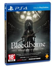 Đĩa game Bloodborne The Old Hunters Edition
