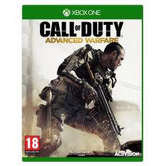 Đĩa game cho Xbox One – Game Call of Duty: Advanced Warfare – Hàng nhập khẩu