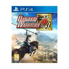 Đĩa Game PlayStation PS4 Sony Dynasty Warriors 9 Hệ Asia