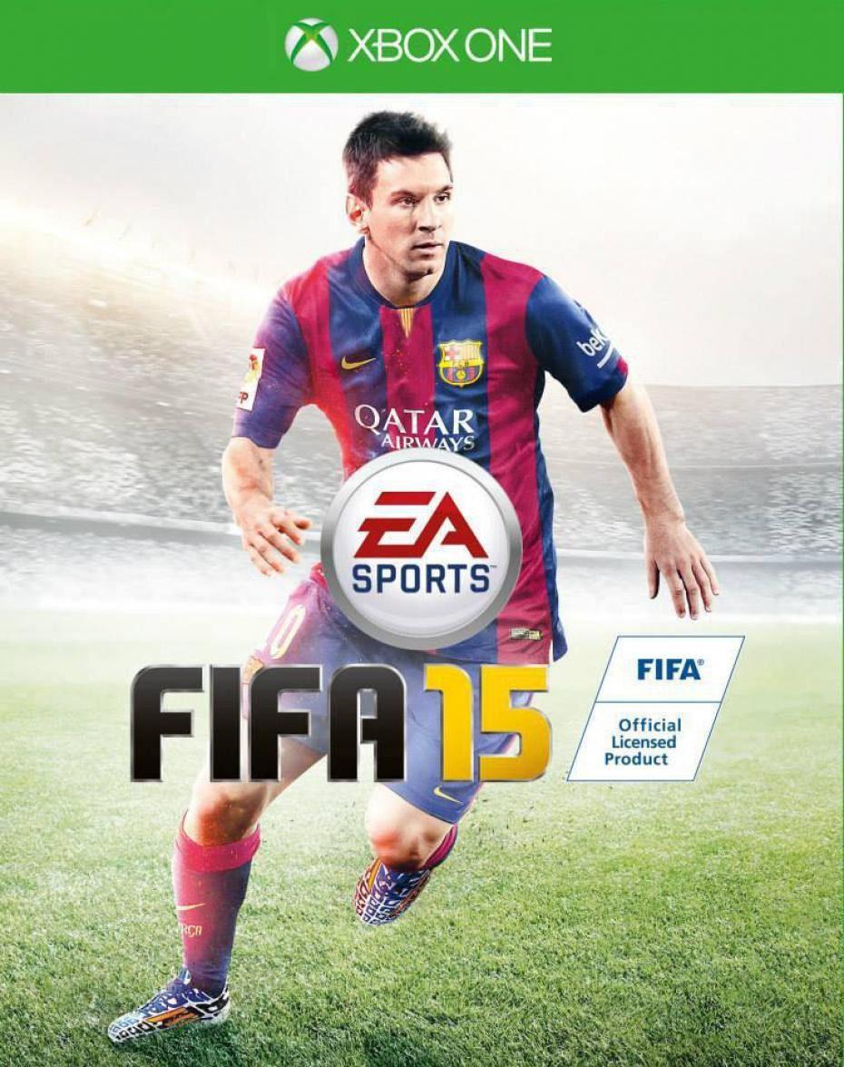 Cửa hàng bán Đĩa game FIFA 15 dành cho Xbox One Microsoft – Hàng nhập khẩu