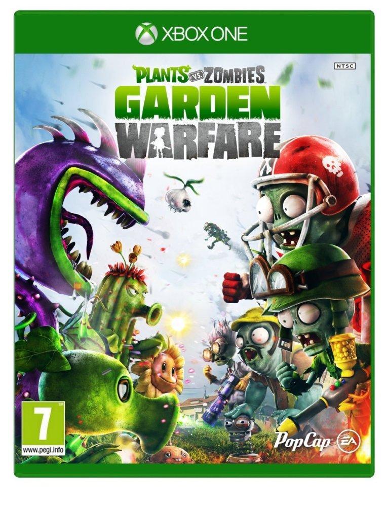Cách mua Đĩa game Game Plants vs. Zombies: Garden Warfare cho Xbox One – Hàng nhập khẩu