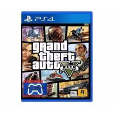 Đĩa game Konami Grand Theft Auto V dành cho PS4