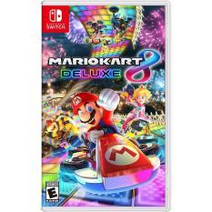 Game Nintendo Switch : Mario Kart 8 Deluxe