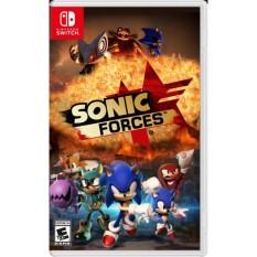 Đĩa game Nintendo Switch: Sonic Force