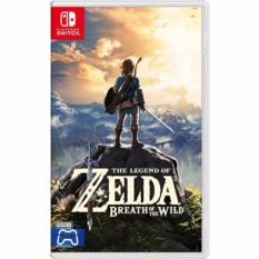 Đĩa Game Nintendo Switch The Legend Of Zelda: Breath Of The Wild – Eng/Jp