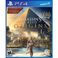 Đĩa Game PS4 Assassin's Creed Origins – Phiên Bản ASIA