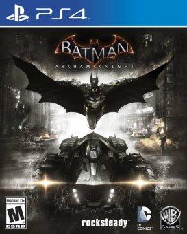 Đĩa Game PS4 - Batman Arkham Knight