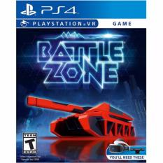 Đĩa game PS4: Battlezone