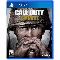 Đĩa game PS4: Call Of Duty WWII PS4 (kèm quà tặng)