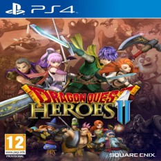 Đĩa Game PS4 – Dragon Quest Heroes II