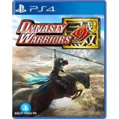 Đĩa game ps4 :Dynasty warriors 9