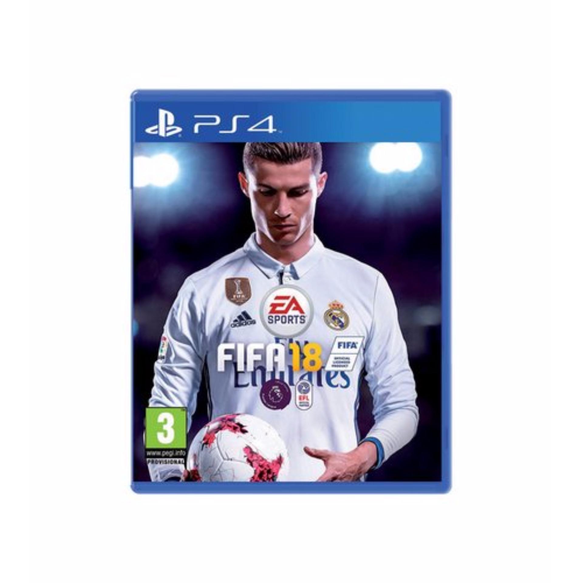 Đĩa game PS4: FIFA 18 EA Sports