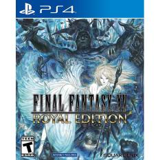 Đĩa game PS4 Final Fantasy XV Royal Edition