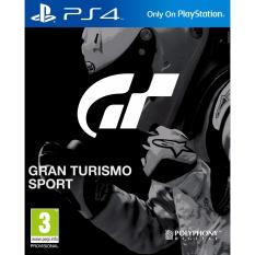 Đĩa Game PS4 – Gran Turismo Sport