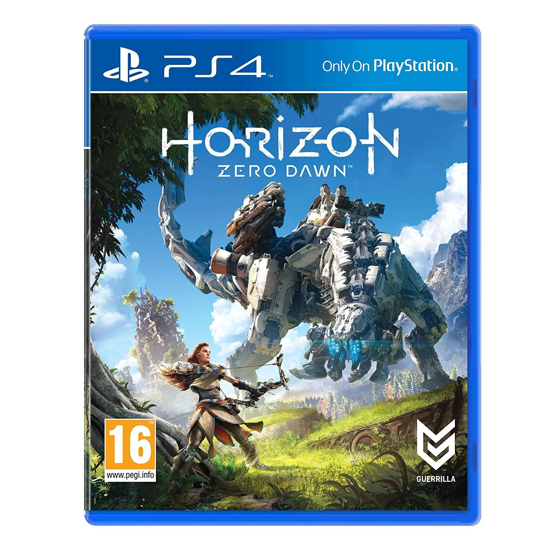 Đĩa game PS4 : Horizon Zero Dawn