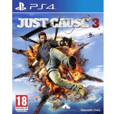Đĩa Game PS4 – Just Cause 3