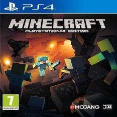 Đĩa Game PS4 – Minecraft PlayStation 4 Edition