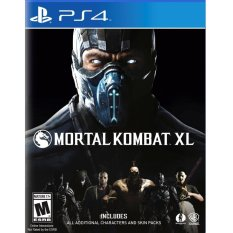Đĩa Game PS4 – Mortal Kombat XL