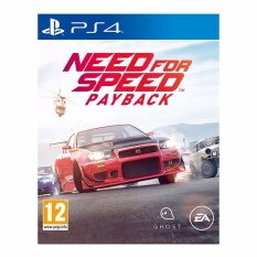 Đĩa game PS4: Need For Speed: Payback